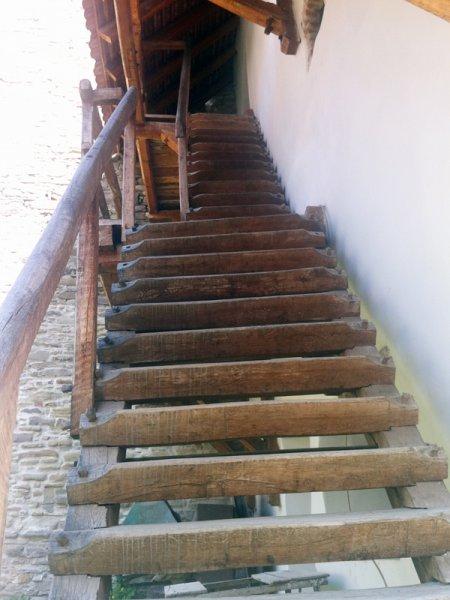 Aufgang zum Glockenturm